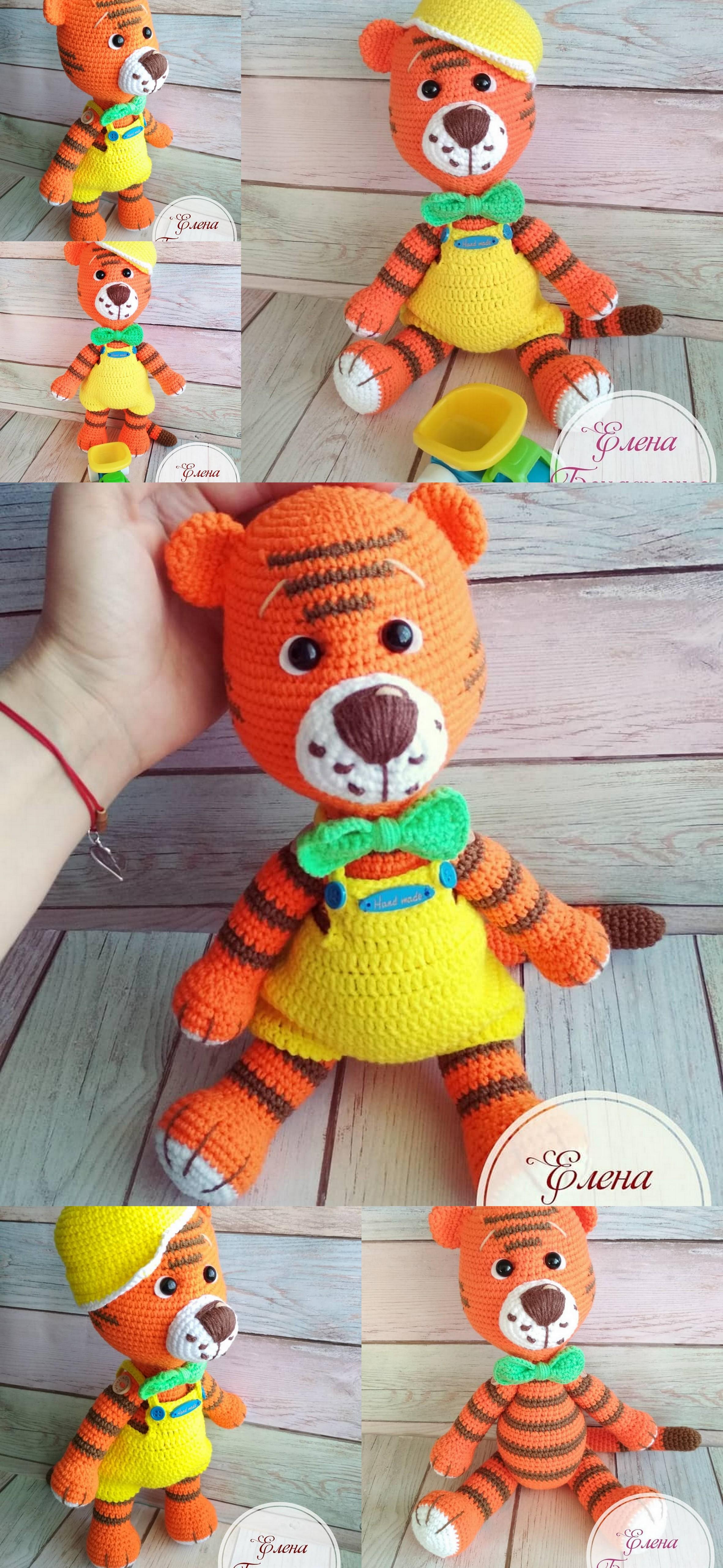 All Amigurumi Crochet Doll and Animal Patterns