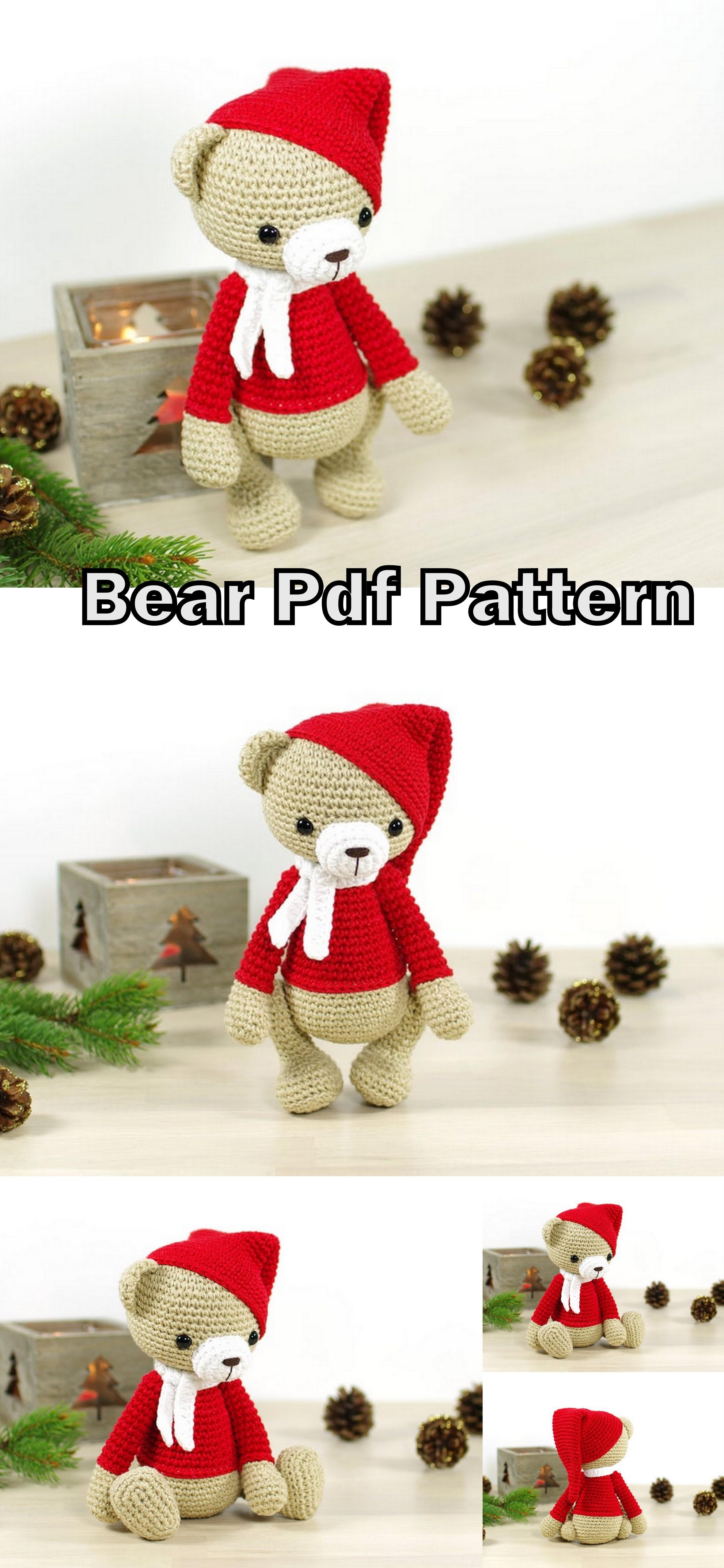 10 Best Amigurumi Teddy Bear Crochet Patterns