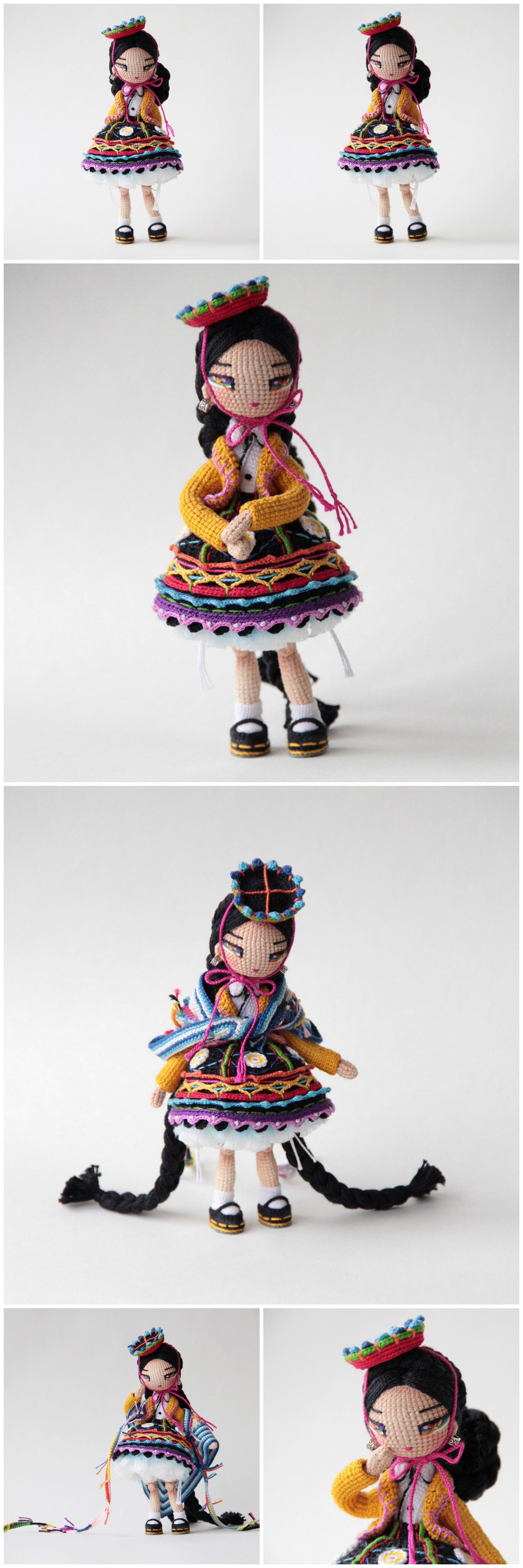 Best Amigurumi Doll Designer Kukukolki Crochet Patterns