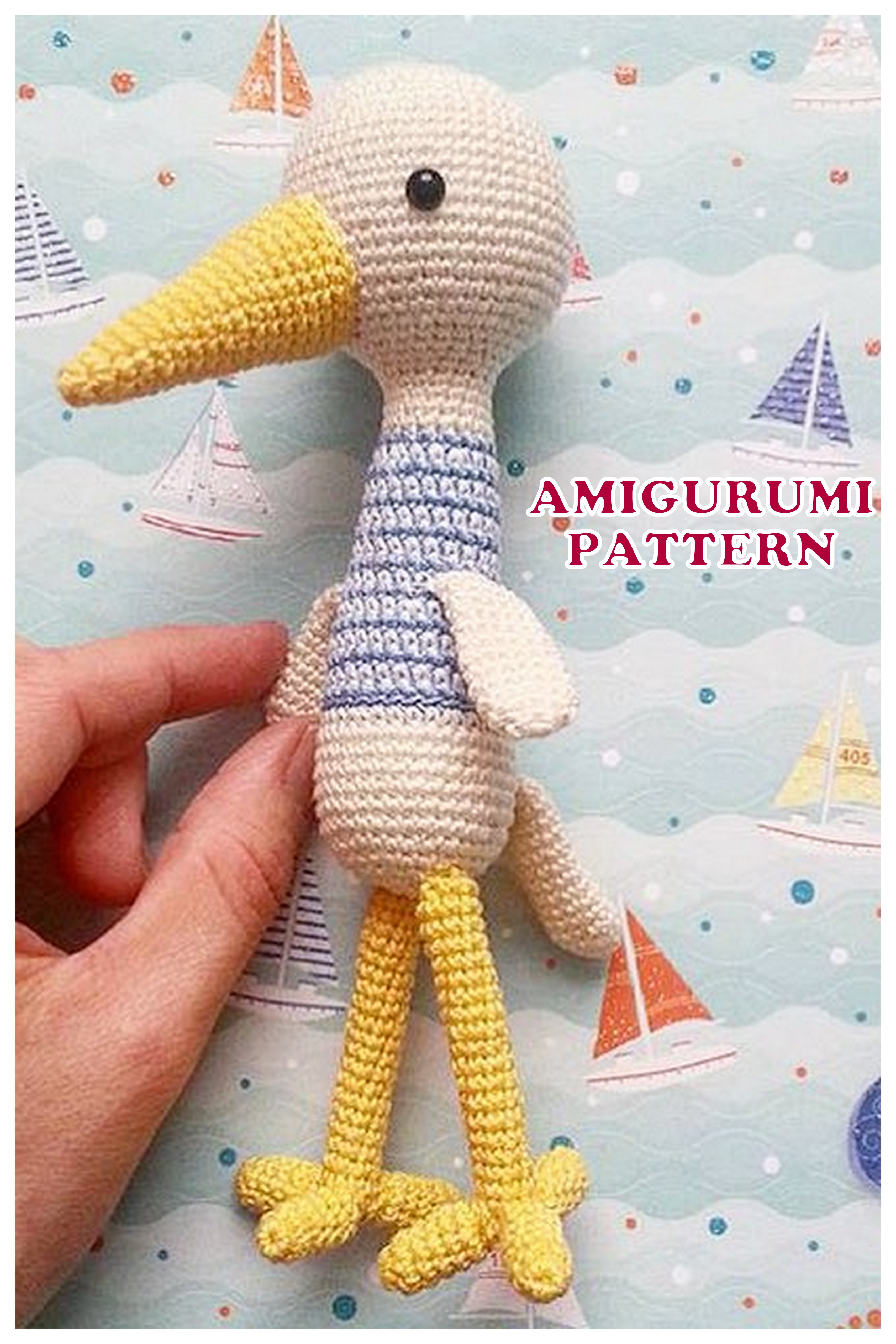 16 Top Best  Amigurumi Animal Dog Fish Dragon Elephant Free Crochet Patterns