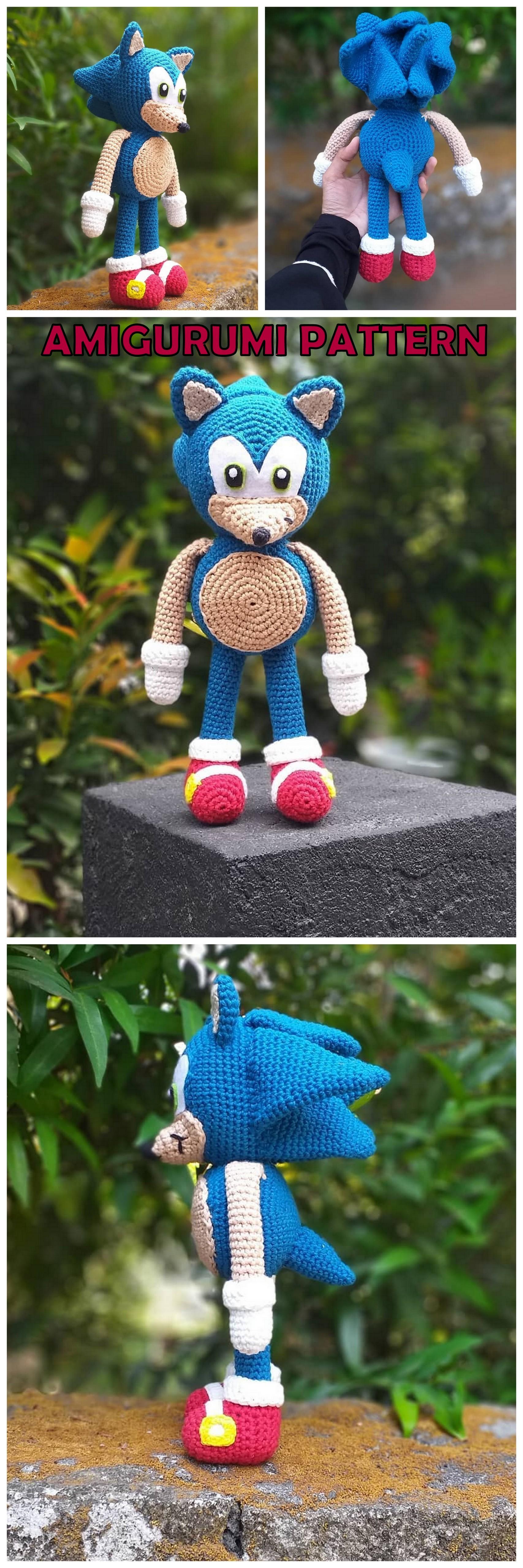 Best Amigurumi Doll Dog Bunny Bear Giraffe Animal Free Crochet Patterns