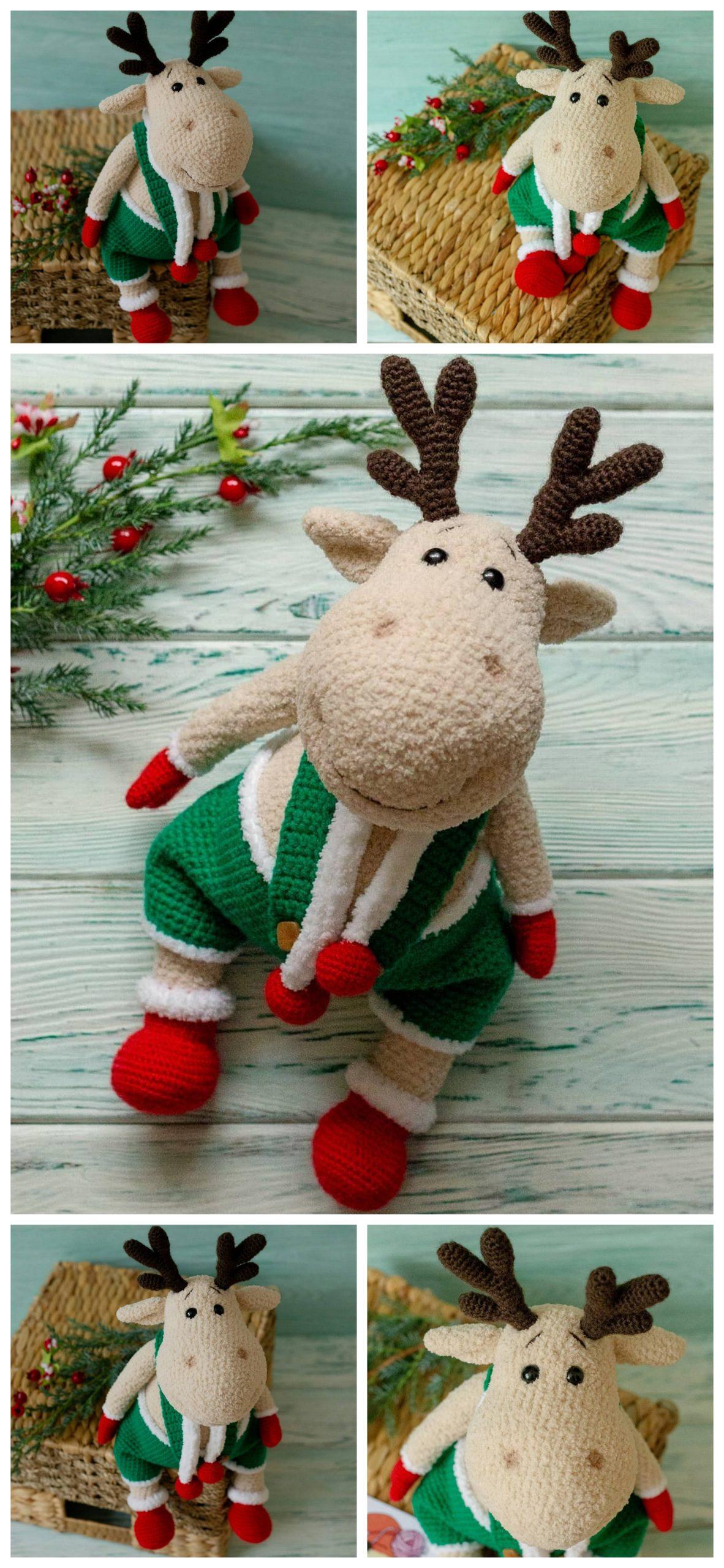 Amigurumi Animal Free Crochet Patterns and Tutorials Videos